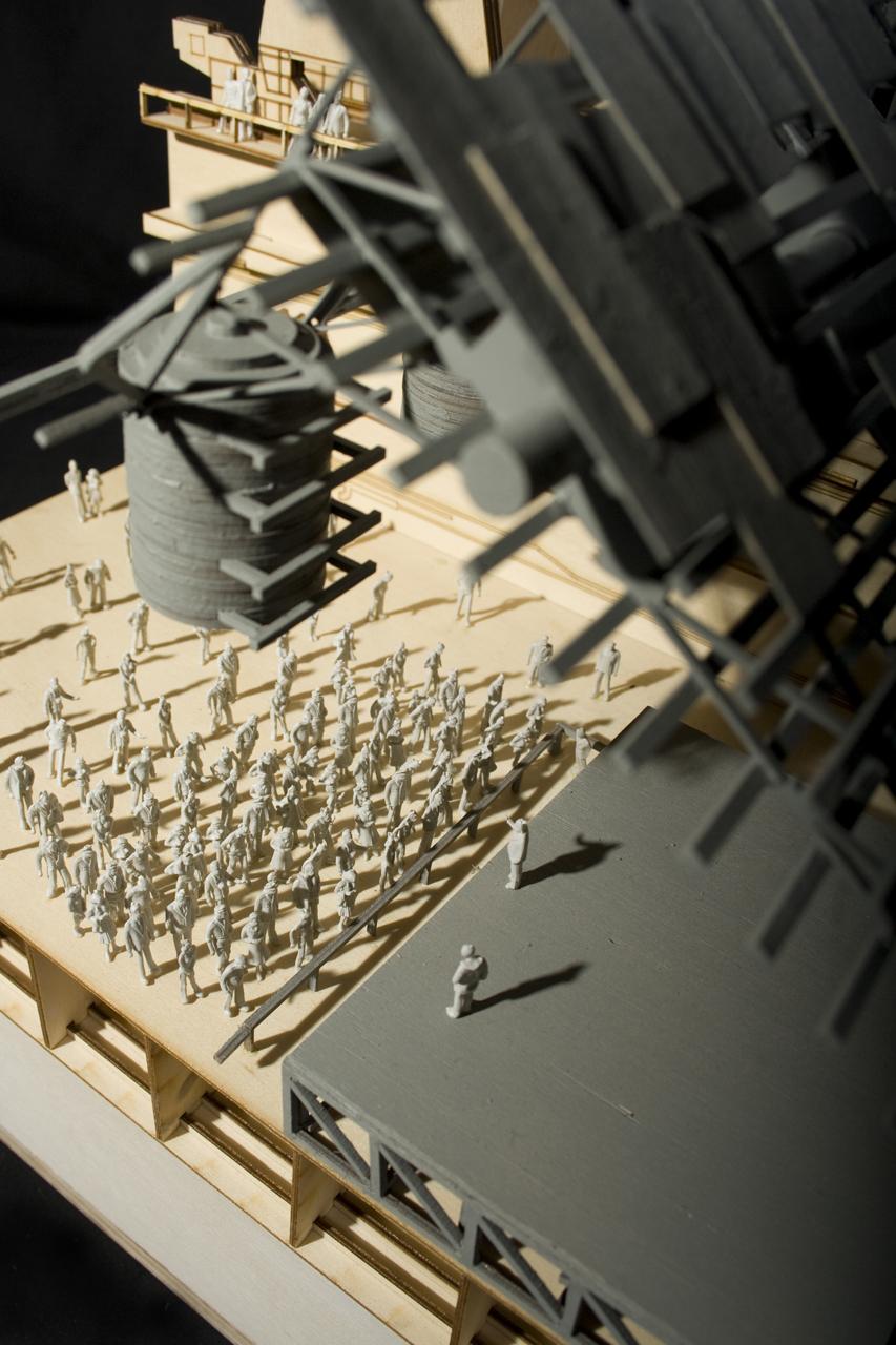 Muloobinba Assembly 03 - Detail 03